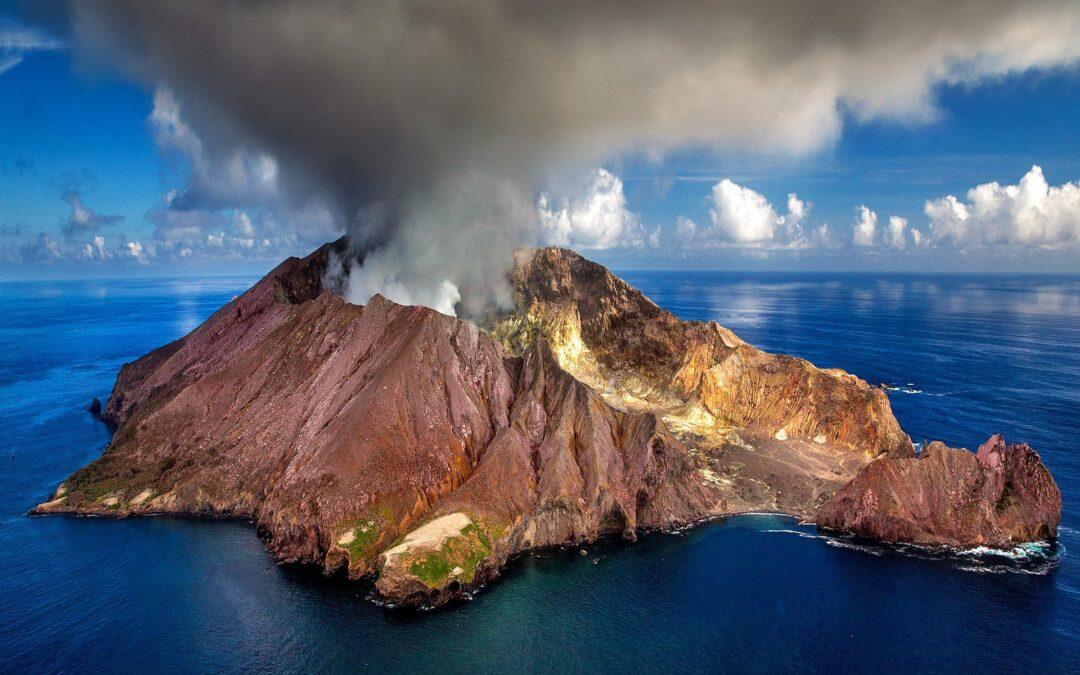 Capítulo 13: El volcán